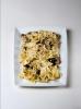 FARFALLE AI FUNGHI 250 gr. NEGRINI - Plato preparado de pasta con salsa de setas. Pasta congelada, sólo para recoger en tienda. Producto por encargo. Se ruega llamar a tienda (91 5353728) para solicitar este producto. Gracias.