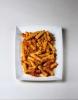 MACCHERONI AL RAGU 250 gr. NEGRINI - Macarrones con salsa bolognesa. Pasta congelada, sólo para recoger en tienda. Producto por encargo. Se ruega llamar a tienda (91 5353728) para solicitar este producto. Gracias.