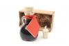 ACETO PODERE SANTA MARIA 100 Cl. NEGRINI - Vinagre balsámico de Módena tradicional de 12 años de envejecimiento, producción propia. Producto por encargo. Se ruega llamar a tienda (91 5353728) para solicitar este producto. Gracias.