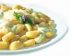 GNOCCHI DI PATATE AI FORMAGGI 300 gr. GOURMET ITALIA - Pasta de patata con salsa de queso. Este es un producto congelado, solo es posible recogerlo en tienda.  Se ruega llamar al 91 5353728 para encargarlo. Gracias.