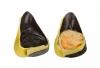 IL DOGE 150 gr. GRANBOLOGNA - Pasta fresca al huevo rellena de camarón (entero), rape, merluza, requesón de vaca, pan rallado, grana padano, cebolla y cognac. Producto congelado, sólo puede retirarse en tienda. Por favor llamad al 91 5353728 para encargarlo. ¡Gracias!