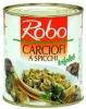 CARCIOFI SPICCHI TRIFOLATI 1 kg. ROBO - Alcachofas en gajos salteadas. Producto por encargo. Se ruega llamar a tienda (91 5353728) para solicitar este producto. Gracias.