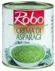 CREMA DI ASPARAGI 850 gr. ROBO - Crema de espárragos. Producto por encargo. Se ruega llamar a tienda (91 5353728) para solicitar este producto. Gracias.