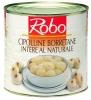 CIPOLLINE BORETTANE ENTERA NATURAL 3 kg. ROBO - Cebollitas borretane al natural. Producto por encargo. Se ruega llamar a tienda (91 5353728) para solicitar este producto. Gracias.