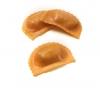 MEZZELUNE ROSA AL SALMONE 1 kg. PASTA DAUTORE - Pasta fresca al huevo rellena de ricotta, salmón ahumado, pan rallado, quesos sazonados, grana padano, parmigiano reggiano, sal y paprika. Producto congelado, sólo puede retirarse en tienda. Por favor llamad al 91 5353728 para encargarlo. ¡Gracias!