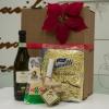 Cesta Nº 2. Il profumo del basilico. Accademia del Gusto - Cesta de Navidad 2- Il profumo del basilico.      PARMIGIANO REGGIANO 250 GR,   PESTO LA CASELLA,   TROFIE BURATTI,   MOSCATO DOCG MARTELETTI Y  CAJA.   Receta para realizar un auténtico plato de pasta
